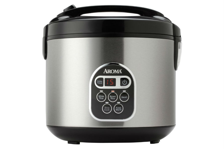 aroma rice cooker manual